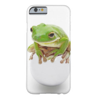 Litora Infrafrenata, Frog Barely There iPhone 6 Case
