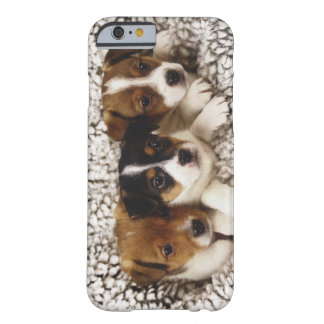 Litter of puppies barely there iPhone 6 case