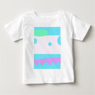Little Abstract Monster - Kids Tees