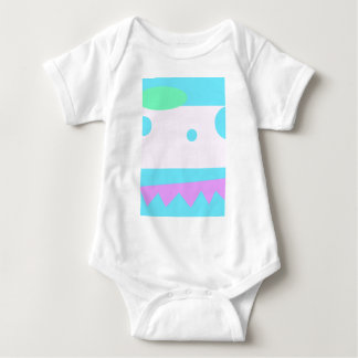 Little Abstract Monster - Tshirt