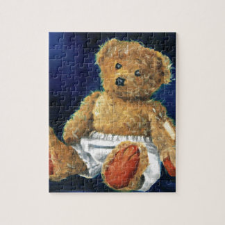 Little Acorn, a Favourite Teddy Puzzles