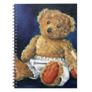Little Acorn, a Favourite Teddy Spiral Notebooks