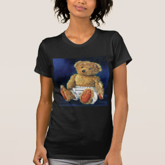 Little Acorn, a Favourite Teddy T-Shirt