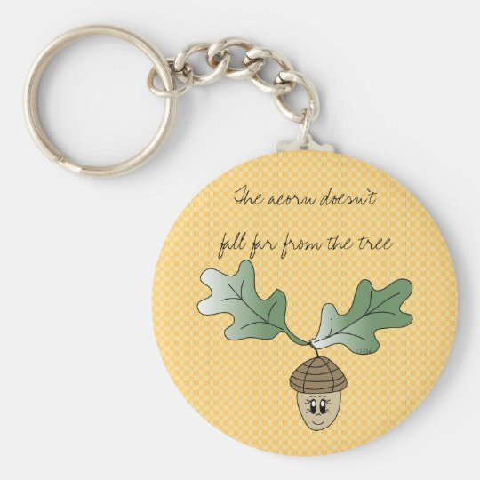 Little Acorn Keychain