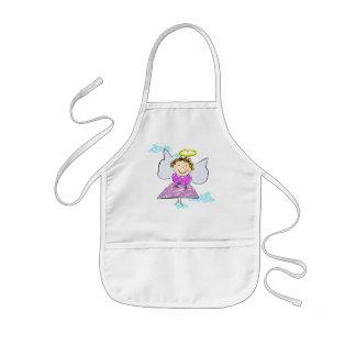 Little Angel Apron for Kids