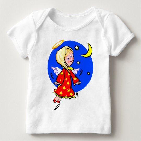 Little Angel Baby T-Shirt