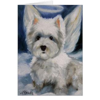 little angel card