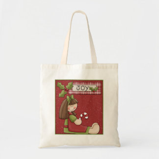 Little Angel - Christmas Design Canvas Bag