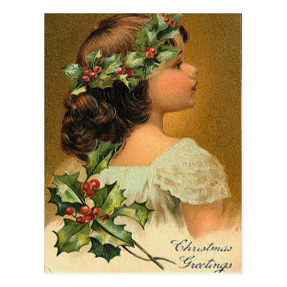 Little Angel -Christmas Greeting card