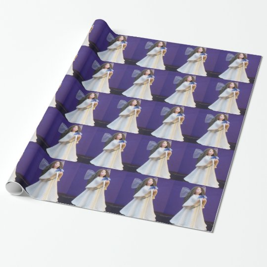 Little Angel Giftwrap Wrapping Paper