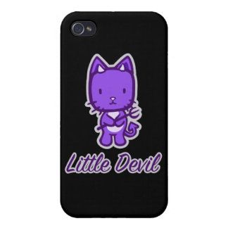 Little Angel...Little Devil Case For The iPhone 4