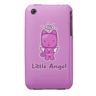 Little Angel Little Devil iPhone 3GS Casemate Case-Mate iPhone 3 Cases