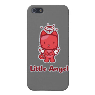 Little Angel...Little Devil iPhone 5 Cases