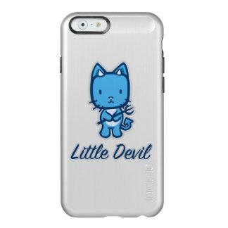 Little Angel...Little Devil Kitty Cat Cartoon Incipio Feather® Shine iPhone 6 Case