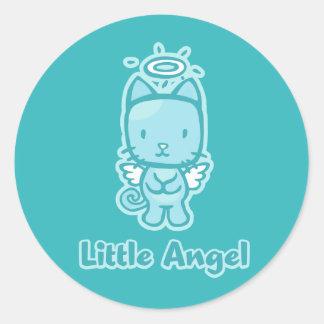 """""""Little Angel...Little Devil"""" Stickers"""