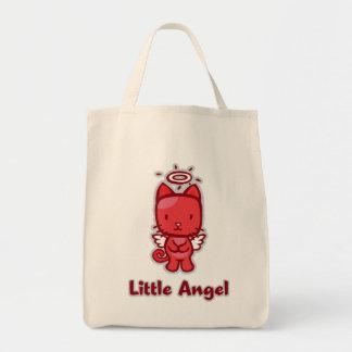 """Little Angel...Little Devil"" Tote Bag"