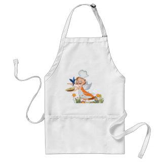 Little angel pâtissière standard apron