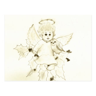 Little Angel Postcard
