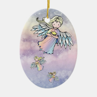 Little Angels Christmas Ornament