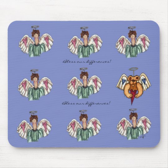 Little Angels Mousepad