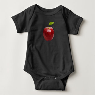 Little apple baby baby bodysuit
