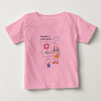 Little Artist Baby T-Shirt