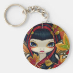 """""""Little Autumn Leaves"""" Keychain"""