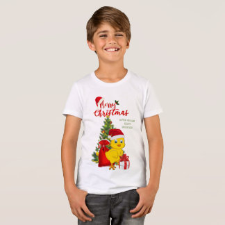 Little Baby Chicken Christmas T-Shirt