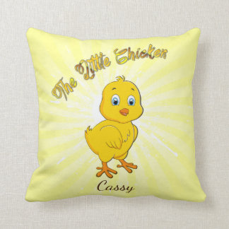 Little Baby Chicken Cushion