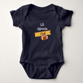 Little Baby Illinois Cub Shirt
