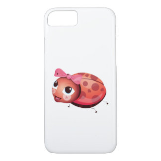 'Little Baby Love Seal' Ladybug phone case