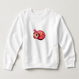 'Little Baby Love Seal' Ladybug sweater