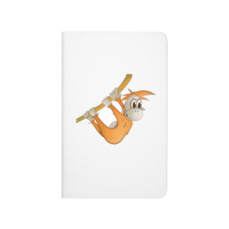 'Little Baby Love Seal' Orangutan Notebook