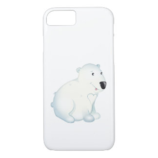 'Little Baby Love Seal' Polar Bear Phone case