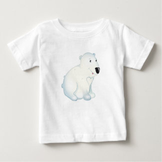 'Little Baby Love Seal' Polar Bear T-Shirt