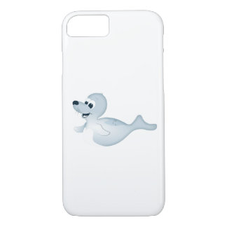 'Little Baby Love Seal' Seal Character phone case