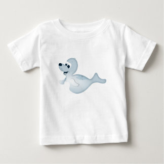 'Little Baby Love Seal' Seal Character T-Shirt