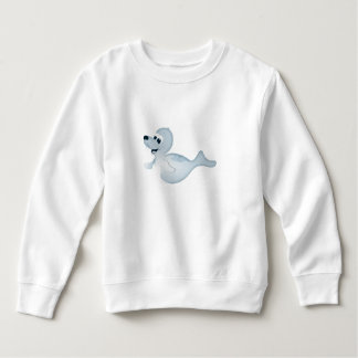 'Little Baby Love Seal' Seal sweater