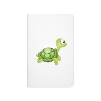 'Little Baby Love Seal' Turtle Character Notebook