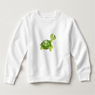 'Little Baby Love Seal' Turtle sweater