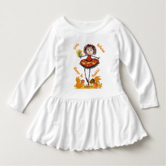 Little Ballerina - Always Be Thankful Dress