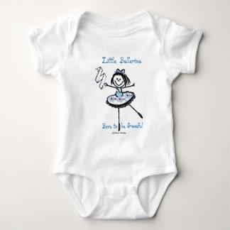 Little Ballerina - Born to be Graceful Baby Bodysuit