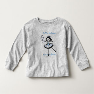 Little Ballerina - Born to be Graceful Toddler T-Shirt