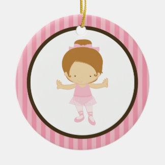 Little Ballerina Christmas Ornament