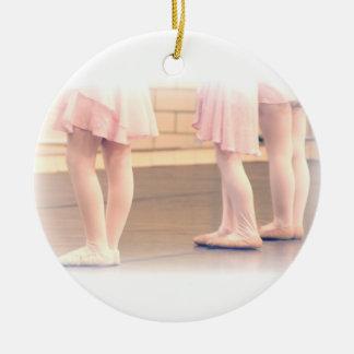 Little Ballet Feet Christmas Ornament