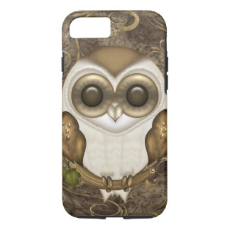 Little Barn Owl iPhone 8/7 Case