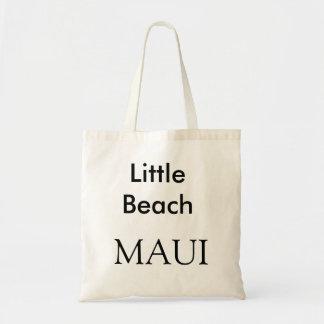 Little Beach, MAUI Budget Tote Bag