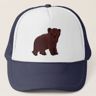 Little Bear Cub  Baseball Cap