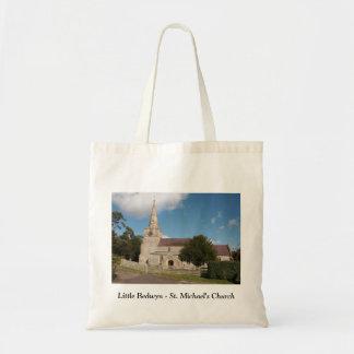 Little Bedwyn St Michael's Tote Bag