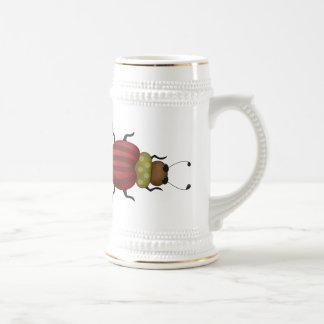 Little Beetle Beer Steins